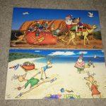 オーストラリアから日本へのクリスマスカードの送り方は?カードの種類や料金は?
